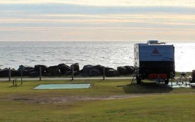 Brighton Caravan Park sites 1