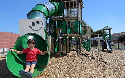 playground caravan park adelaide