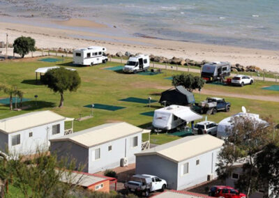 waterview cabin brighton holiday park
