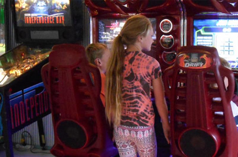 games room brighton caravan park