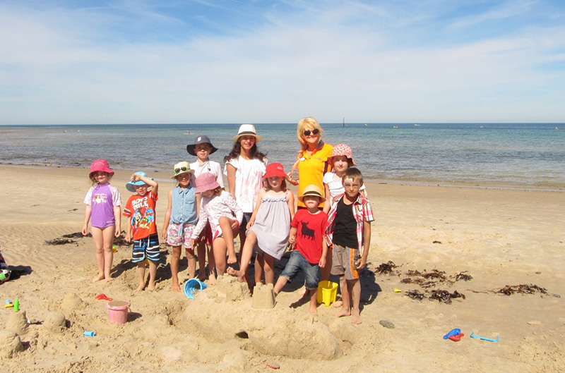Kids Korner Activities | Brighton Beachfront Holiday Park