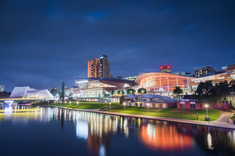 places to visit in adelaide south australia
