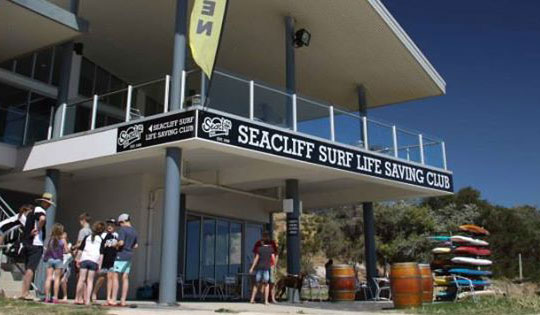 seacliff slsc adelaide